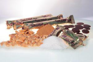 Turrolate de cacahuete